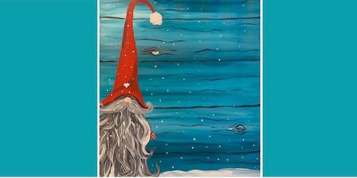 Christmas Gnome @ Cultus Lake Pub