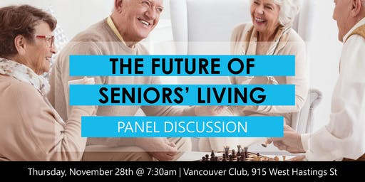 The Future of Seniors' Living