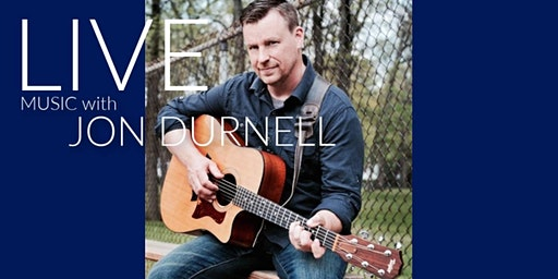 Live Music with Jon Durnell
