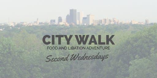 December Holiday City Walk 2019