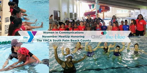 Women in Communications November MeetUp Honoring The YMCA of South Palm Beach County