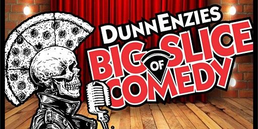 Big Slice of Comedy #AtTheEnz: (Mission) ft. Brittany Lyseng