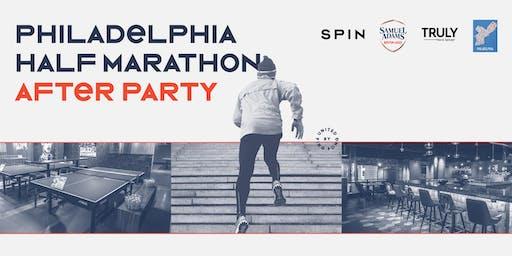 Philly Half Marathon/Rothman 8k After Party