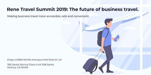 Rene Travel Summit 2019: The future of business travel.