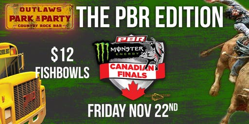 OUTLAWS PARK & PARTY THE PBR EDITION