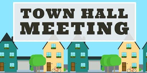Vaping Town Hall Meeting
