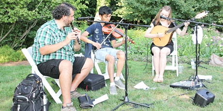 Music in the Living Room: Ivy Leaf tickets