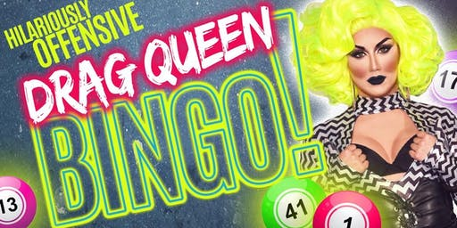 Drag Queen Bingo at Revelry