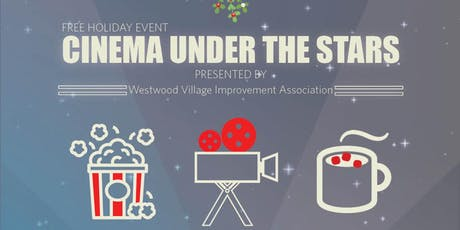 Cinema Under the Stars: Double-Feature Holiday Movie Night tickets