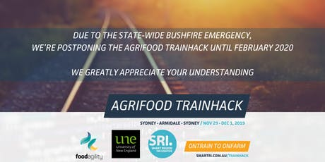 Agrifood TrainHack tickets