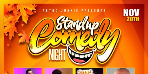 Stand Up Comedy Night feat. Bay Area Comics