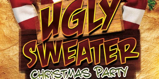 Ugly Sweater Christmas Dance Party