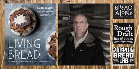"Bread Alone's Dan Leader Talks ""Living Bread"" with KBL's Aaron Quint tickets"