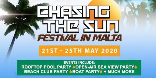 Chasing the Sun 2020, Malta