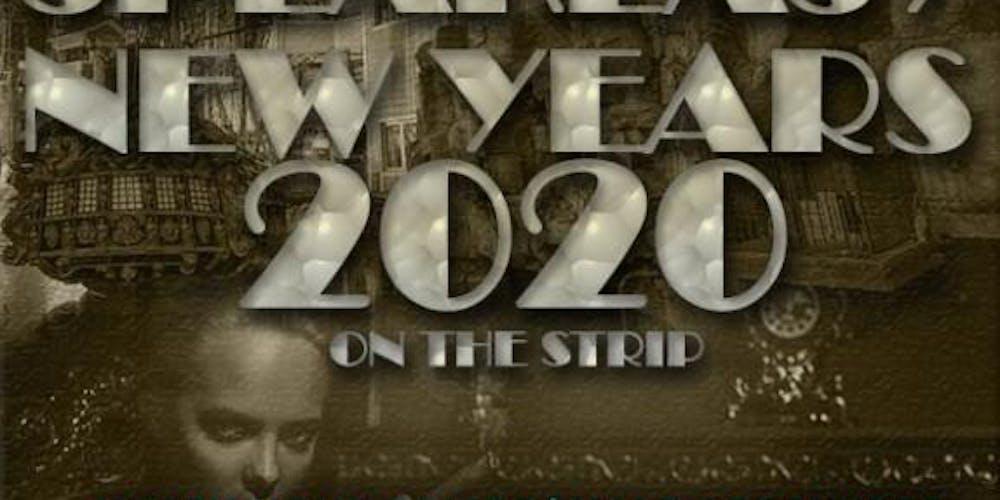 Halloween Events Las Vegas 2020.Las Vegas Strip New Years 2020 A Speakeasy View Of