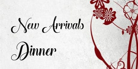 New Arrivals Dinner tickets