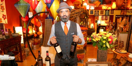 Downtown Santa Cruz Wine Walk - Spring 2020 tickets