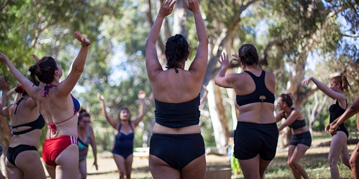 Trott Park | Come and Try: Chakra Balancing Dance