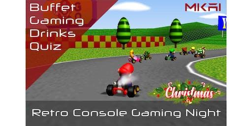 Retro Console Gaming Night and Christmas Celebration | MKAI December Meetup
