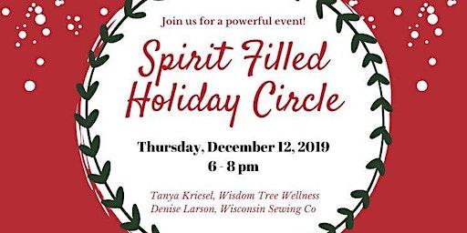 Spirit Filled Holiday Circle