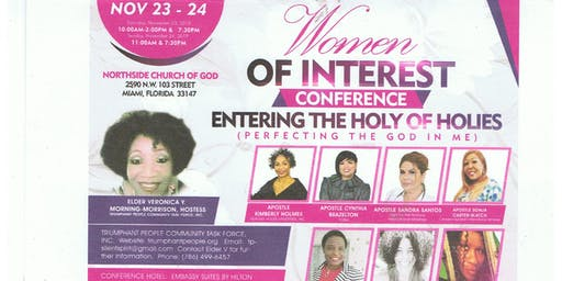 WOMEN OF INTEREST CONFERENCE