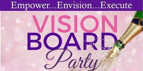 A Queen's Vision Board Party  tickets
