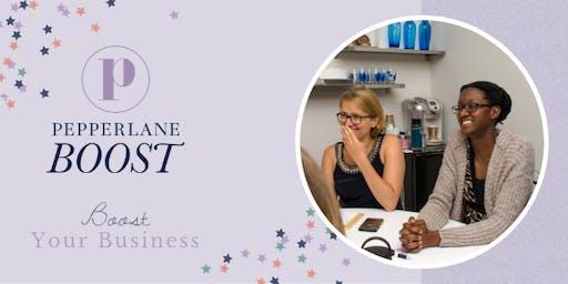 Pepperlane Roundtable with Sharon Kan, CEO of Pepperlane (Lexington, MA)