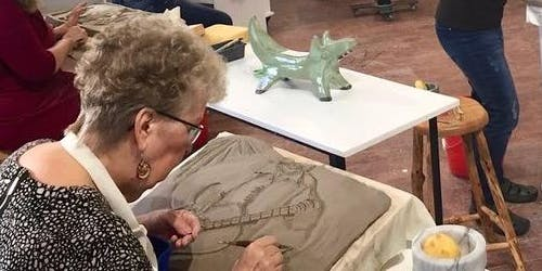 Sculpt a Bas-relief with Joel Prevost