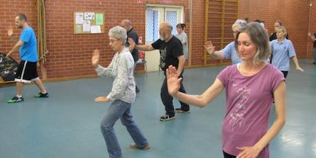 Trott Park | Come and Try  Tai Chi tickets
