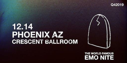 Emo Nite at  Crescent Ballroom