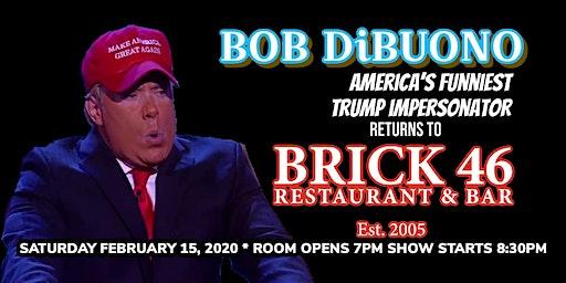 Bob DiBuono Valentine's Show at Brick 46