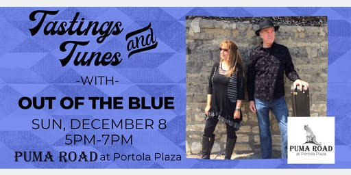 Live Music - Tastings & Tunes w/ Out of the Blue