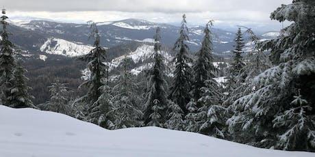 First Day Hike - Mount Spokane Cross-Country Ski tickets