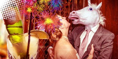 New Years Eve Downtown - Year of the Unicorn