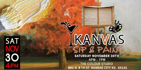 Kanvas Paint Parties tickets