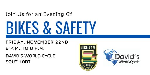 An Evening of Bikes & Safety