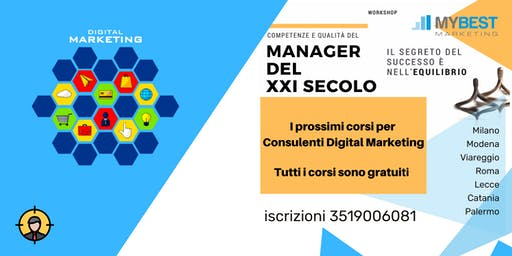 Palermo Il Web Marketing e le Imprese evento gratuito!