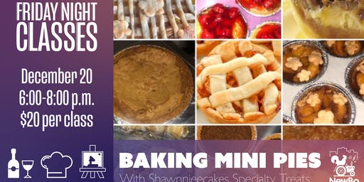 Baking Mini Pies