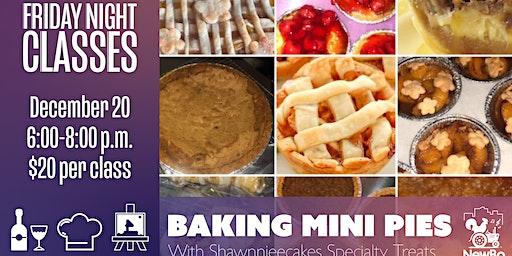 Baking Mini Pies