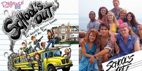 "Degrassi ""School's Out"" Screening w/ Joey & Caitlin LIVE in attendance tickets"