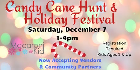 Candy Cane Hunt | Holiday Festival tickets