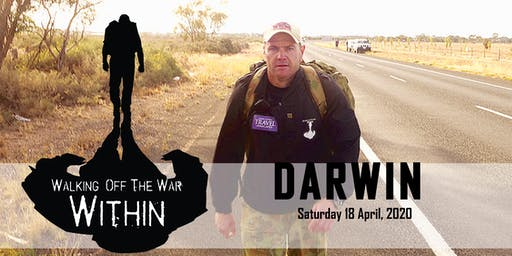 Walking Off The War Within 2020 - Darwin
