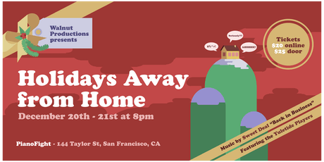 Holidays Away From Home tickets