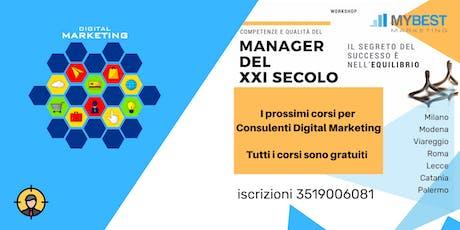 Catania Il Web Marketing e le Imprese evento gratuito! biglietti