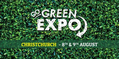 Christchurch Go Green Expo 2020 tickets