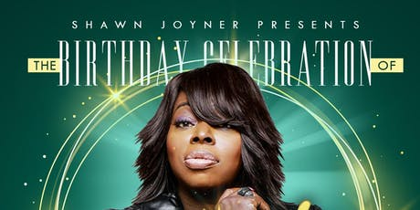 Shawn Joyner Presents The Groove Lounge Celebrating Angie Stone tickets