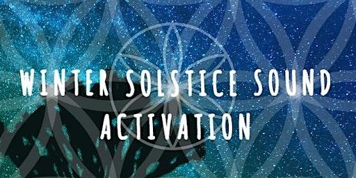 Winter Solstice Sound Activation