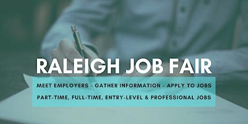 Raleigh-Durham Job Fair - August 18, 2020 - Career Fair