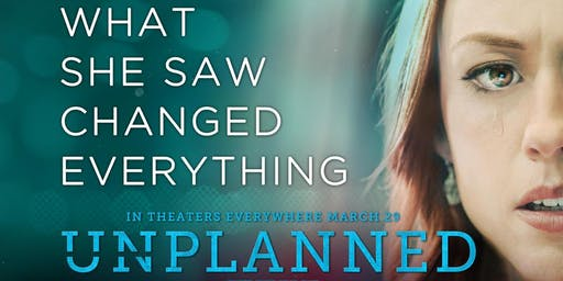 UNPLANNED THE MOVIE - THE SCOTTISH PREMIERE SCREENING