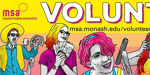 MSA Volunteering: Information Sessions